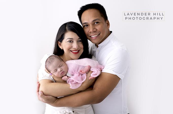 Newborn Baby Photography In London City